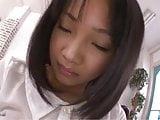 Hikaru Momose Asian babe enjoys harsh sex on cam