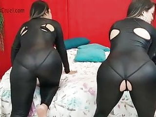 Bikini Big Ass Big Tits video: Fantasies Dirty Big Butt Farting Jeans Bikini and Nude