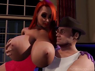 Who Pounded Jessica Rabbit in Chilly World