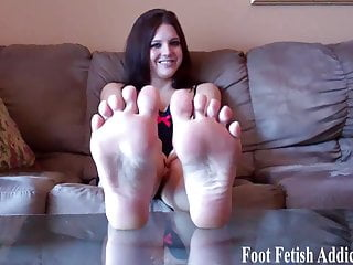 to feet need pampered be pretty My little