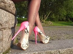 thamina in heels and pantyhosePorn Videos