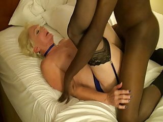black and Granny snatching cock cum young