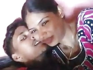 Madurai young couples kissing hot with tamil audio...