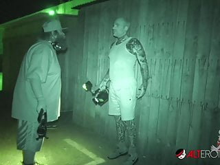 Hunter porn ghost Ghost Hunters