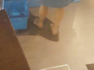 Sexy asian calves...