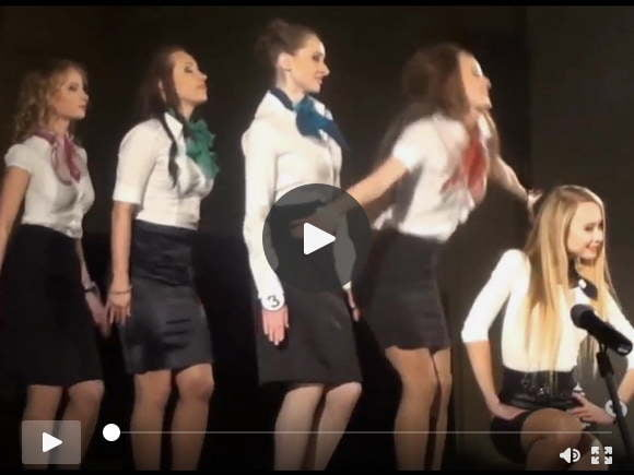 russian dance teens in satin skirts and pantyhosesexfilms of videos