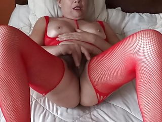 10 RECENT MASTURBATIONS AND ORGASMS OF MY HOTWIFE