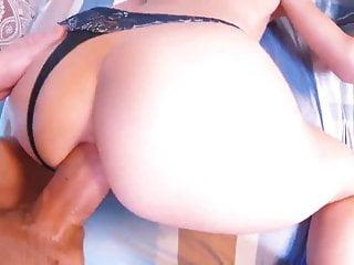 abriendole el culo a su chica