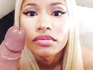 Nicki Minaj meets yellow mandango