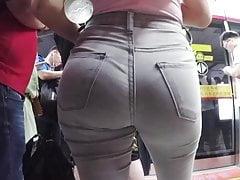 Latin Teen Ass In Jeans