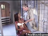 RealBlackExposed - Pervy Detective Getting Friendly With the