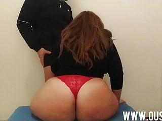 ass fucks  huge mother's Son his