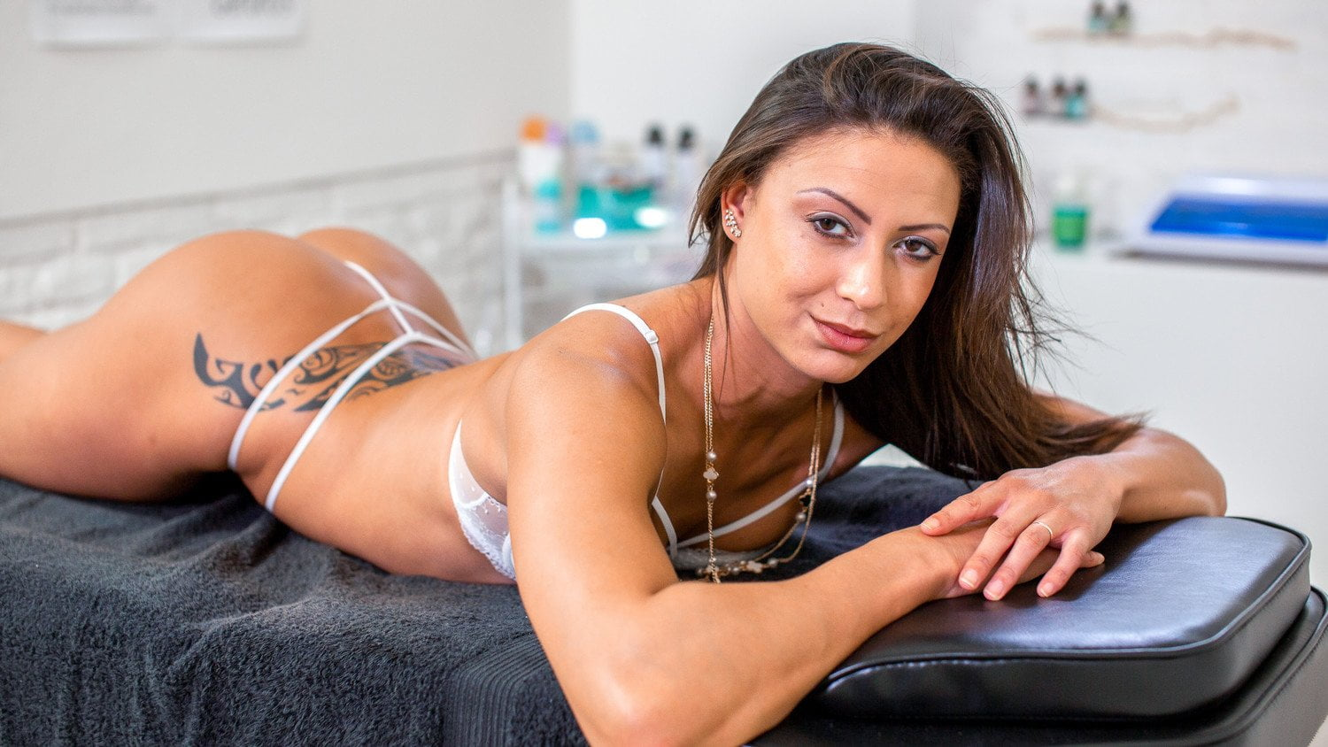 69 Fuck bitches abroad - foreign chick wild 69 and doggy style fuck