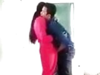 Indian College Couples in break time