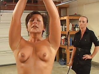 Milf whipping...