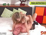 Hot chicks are getting fucked hard