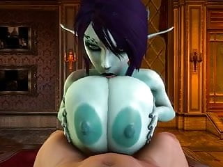 3D sex Soria video elf dark
