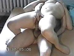 retro - Homemade amateur wife homevideo