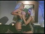 Carrington and Rachel - Two Hot Blond Girls.