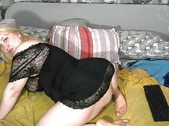 Ukrainian Bbw Webmodel Viollahot 43