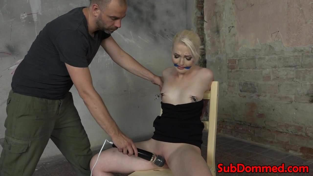 Fucked maledom milf by and tiedup spanked criticising write