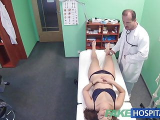 FakeHospital Hot Spanish patient gets fucked hard creampied