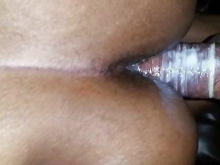Creamy panamanian pussy ass...