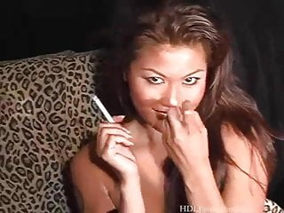 Charmane Star - Smoking Fetish at Dragginladies