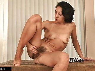 Latvian housewife mommy eva masturbates 1 3 scenes...