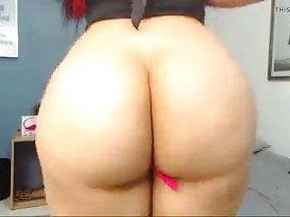Webcam booty...