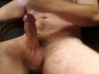 Hot horny married dad porn jackoff...