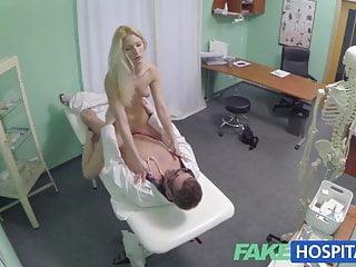 Fake hospital gets the full doctors treatment...