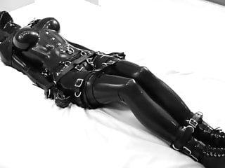 Latex bondage...