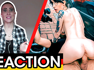 reaction! lou nesbit talks about her horniness! dates66.comPorn Videos