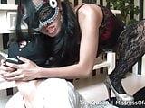 Thai Mistress in Slave Domination Worship