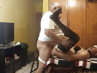 Whit my Daddy, he wanted me to wear as a slut, his slut