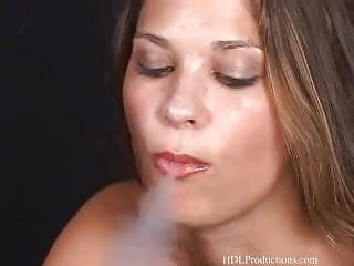Laura Lee 2 - Smoking Fetish at Dragginladies