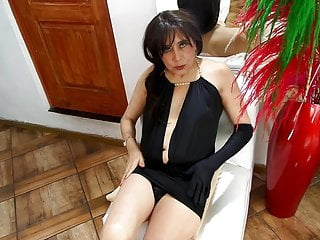 Fabulous lady in sex three lovers double penetr...