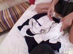 Ryo Akanishi – Hot Asian maid