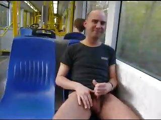 Masturb public...