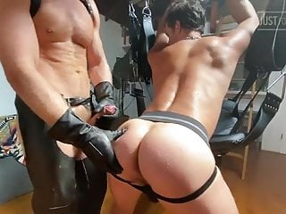 Leather plow