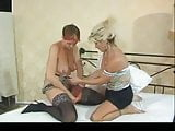 Marga and Renate Lesbian Toy Game BVR
