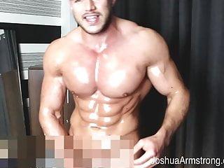 Shredded muscle cum