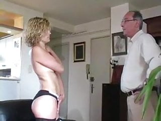 Milf model stripped naked exposed and spanked hard...
