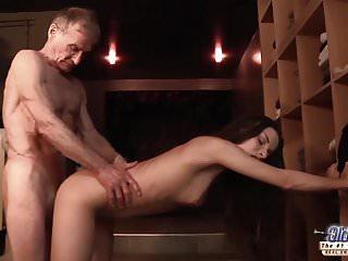 Teen fucked cock seduced him swallowed his cum...