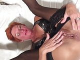 Amateur mom squirting and playing with fruit