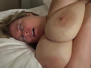 Chubby Wife With Huge Boobs