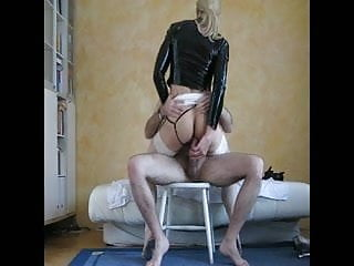 Lucienne gets her ass drilled