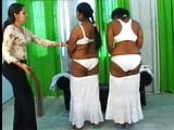 2 Nurse Kavita And Rajita Dominated For Smoking - Part 1