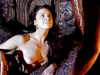 Natalie dormer and sex in the tudors series...